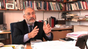 Joseph Stiglitz Picture: Poverty think again