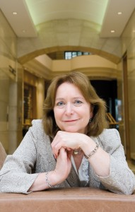 Angela Knight, chief executive of the BBA, picture credit: FX Week
