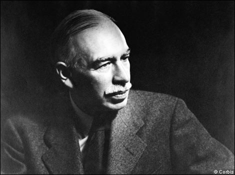 John Maynard Keynes: National Self-Sufficiency | P U L S E
