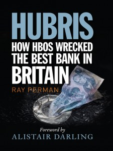 Hubris by Ray Perman front cover Sept 2012 Birlinn
