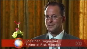 Jonathan Sugarman ex Unicredit risk manager