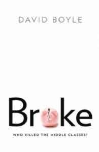 Broke cover