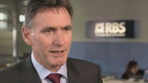 Ross McEwan: new RBS boss says bank's recovery vital for UK economy - video