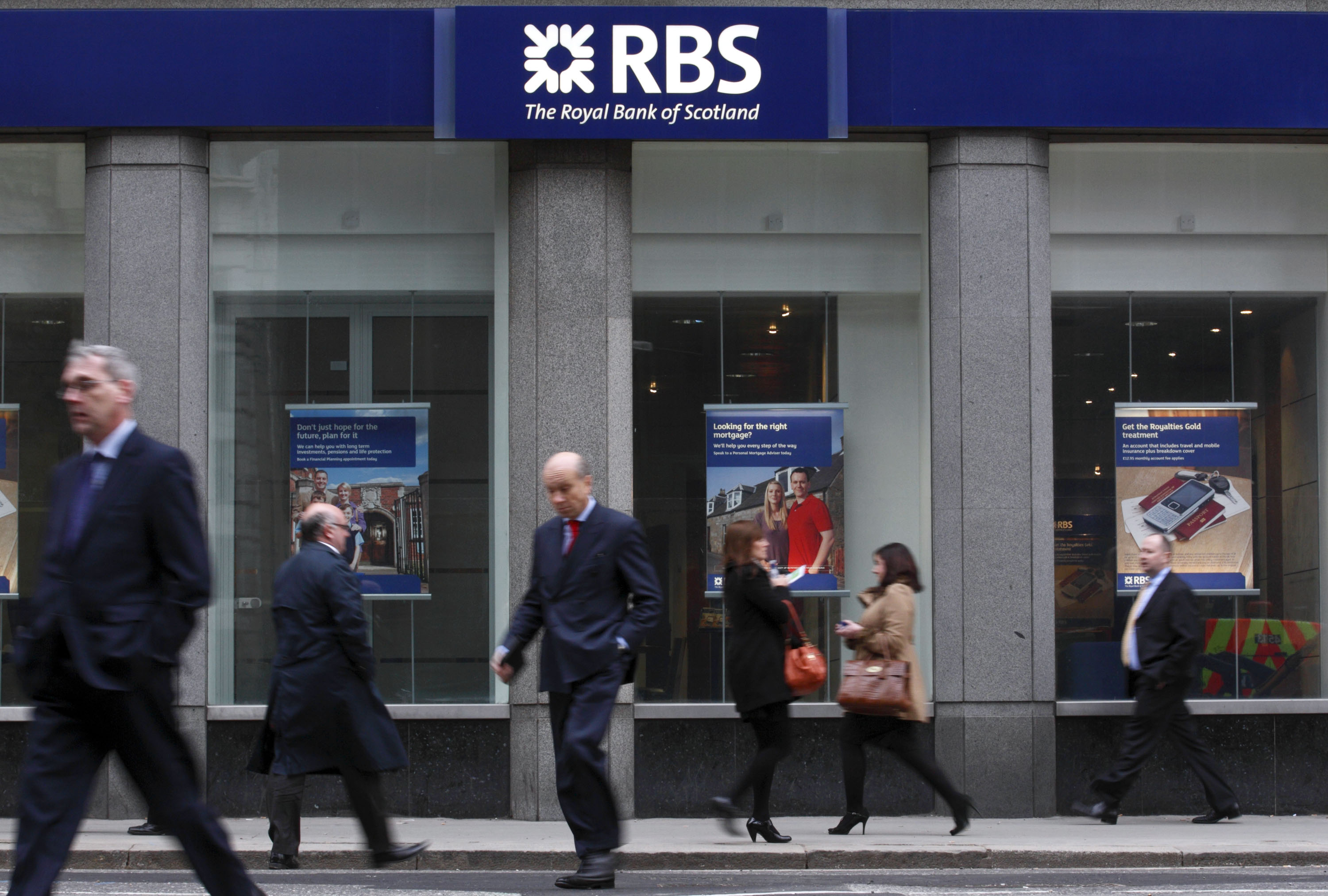 royal bank of scotland essay