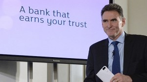 RBS CEO Ross McEwan. Photo: RBS