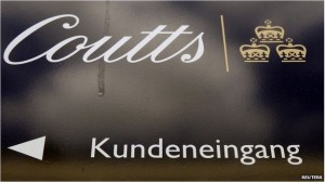 Coutts Intl logo. Photo: Reuters