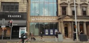 An RBS branch in Edinburgh; photo: Marketing Week