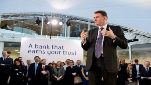 RBS CEO Ross McEwan